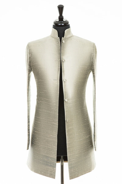 Long Nehru Jacket in Star