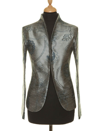 Anya Jacket in Mercury
