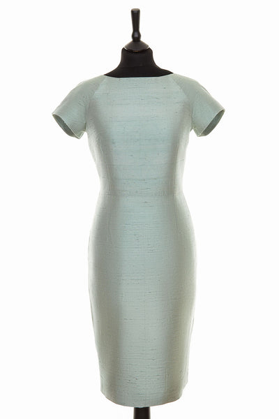 Hepburn Dress in Moon Dust
