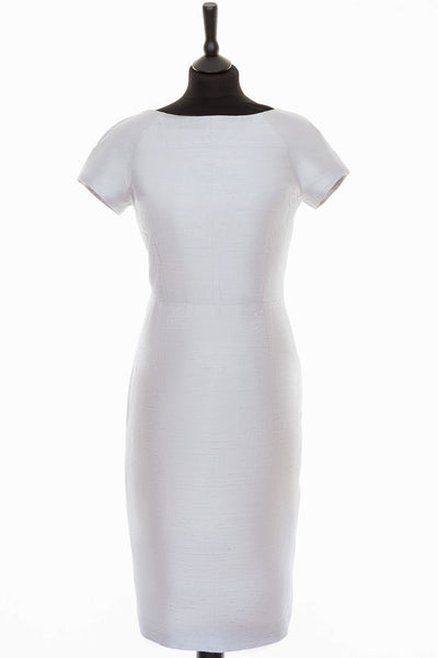 Hepburn Dress in Moonstone
