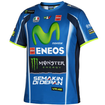 Valentino Rossi Men's Replica T-Shirt