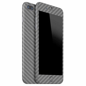 iPhone 7 Plus CARBON Grey Skin