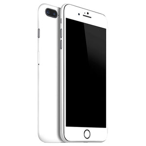 iPhone 7 Plus GLOSS Skin White