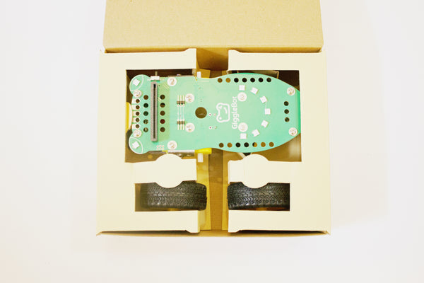 GiggleBot microbit robot stem kit