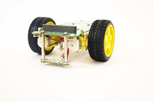 GiggleBot microbit robot accessory