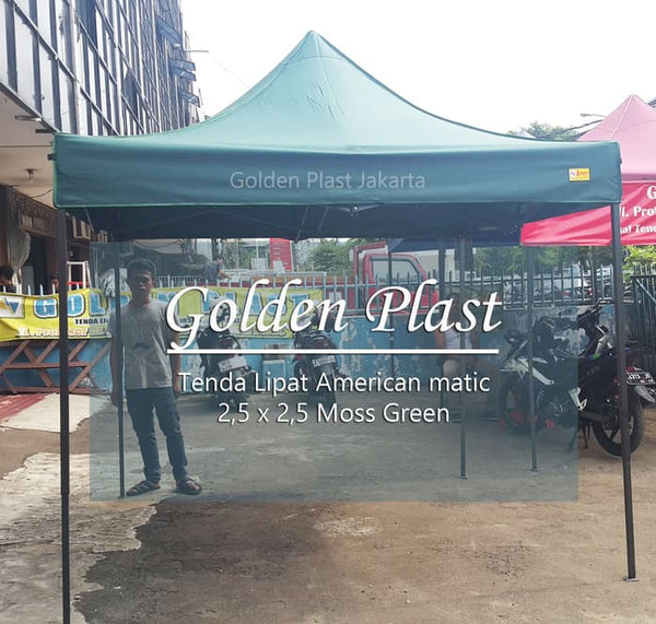 Tenda American Matic 2.5x2.5