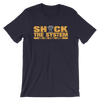 "The Undisputed Era ""Shock The System Logo"" Unisex T-Shirt"