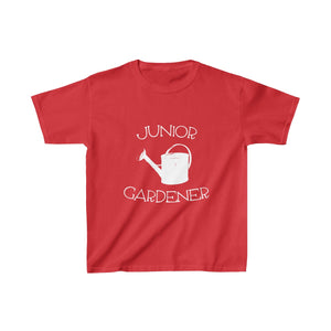 Junior Gardener - Kids Heavy Cotton™ Tee