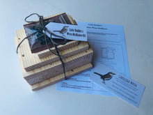 Load image into Gallery viewer, Junior Builder Birdhouse Kit