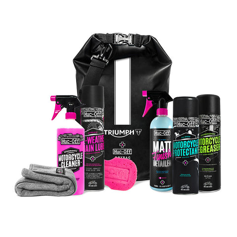 Muc-Off Motorcycle Cleaning Kit