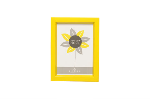 Regal $5 PS Twin Yellow | Regal Frames