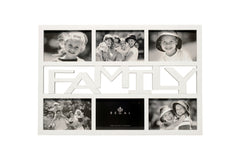 Regal Family White Multi Frame-sold out