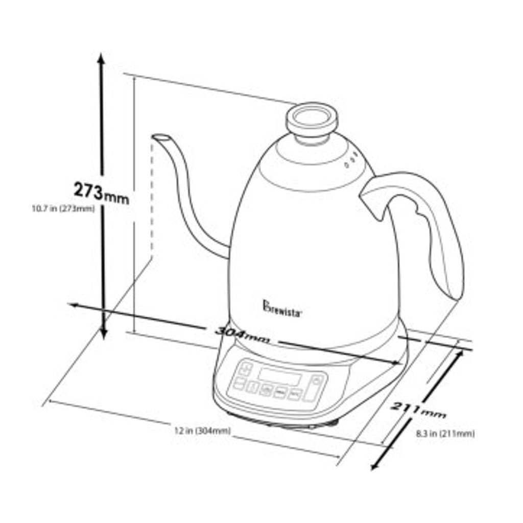 Brewista Variable Kettle