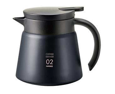 HARIO V60-02 INSULATED STAINLESS STEEL SERVER