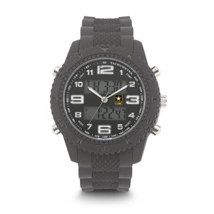 Men's U.S. Army 37200028 C27 Analog-Digital Display Quartz Multi-function Watch