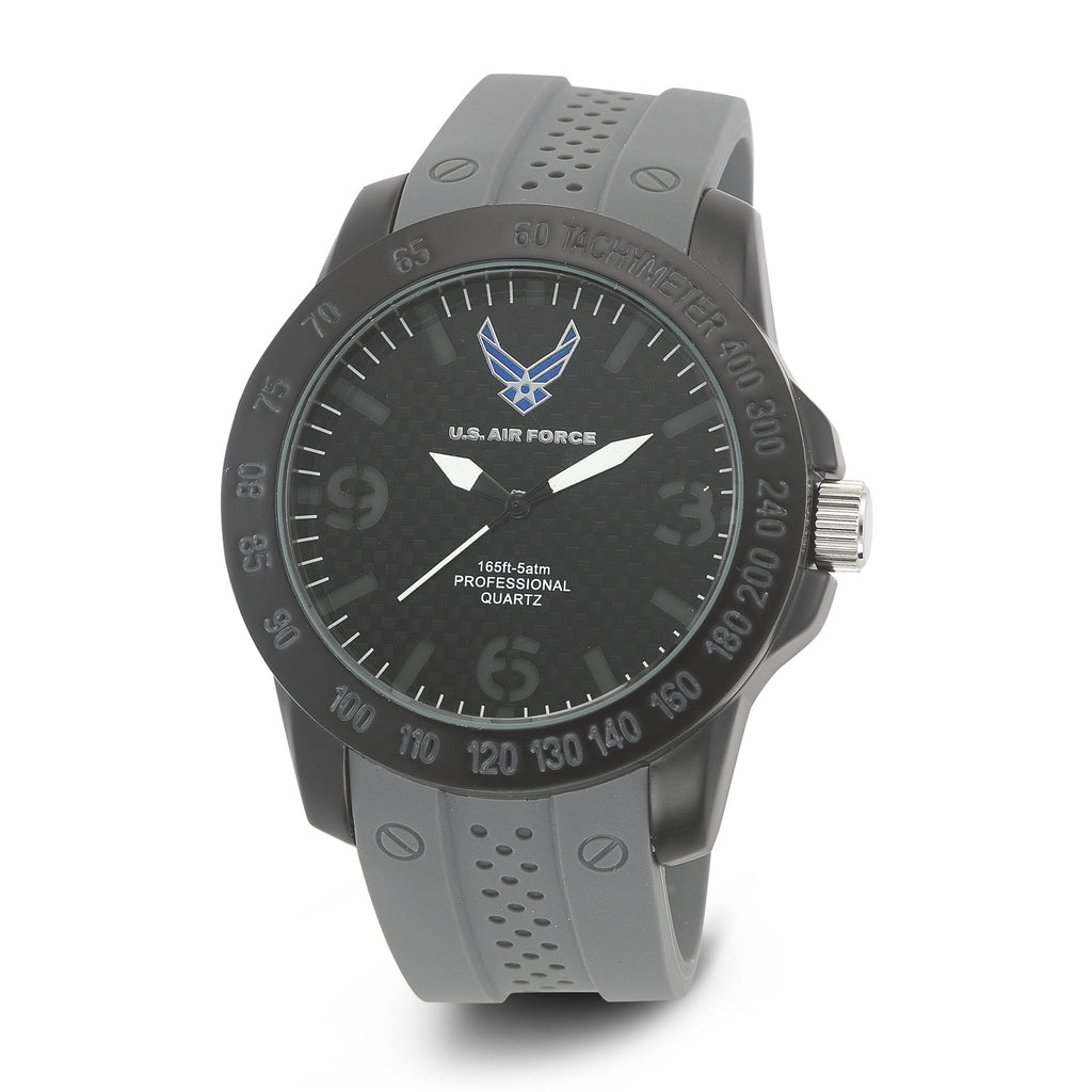 Men's U.S. Air Force 37300004 C26 Stealth Analog Display Watch