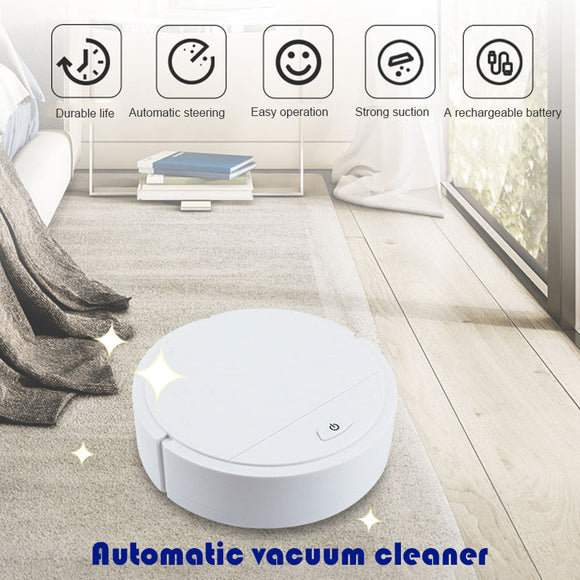 2019 no Battery Auto Cleaning Robot Smart Vacuum Cleaner Convenient Dust Auto Sweeping Robot for Robot - i-bazar