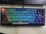 Keycool 84 RGB Mechanical Keyboard - Shop For Gamers