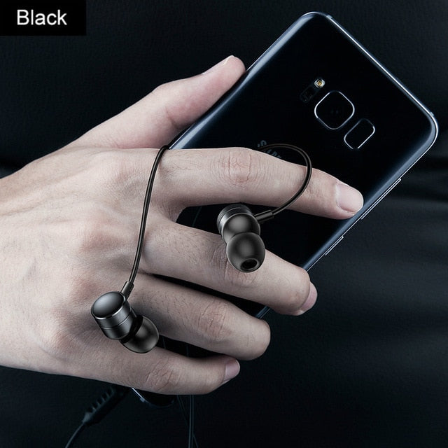 Baseus H04 Bass Sound Earphone - Shop For Gamers