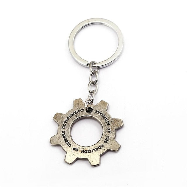 Gears Of War Keychain - Shop For Gamers