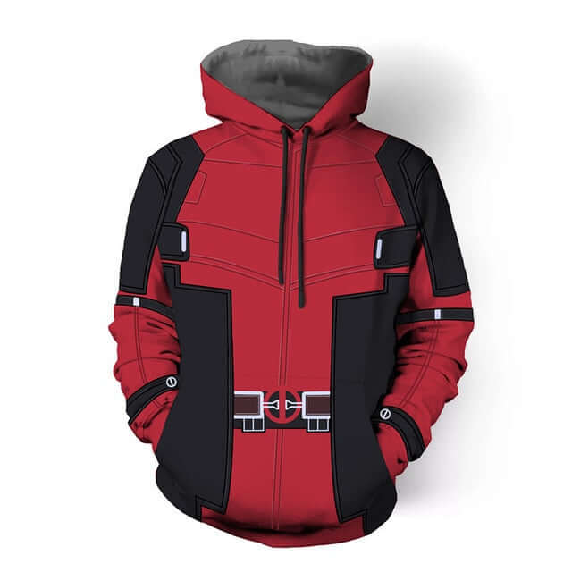 Deadpool2 Hoodie B20180110 - Shop For Gamers
