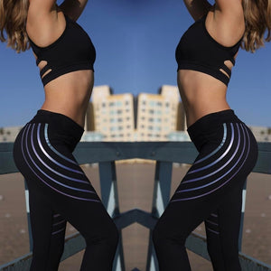 Reflective Legging