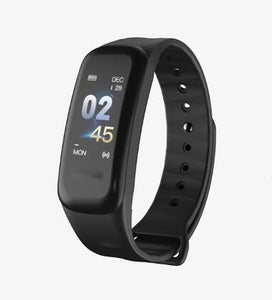 Connected Fitness Tracker