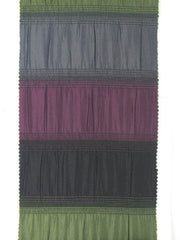"""TATLER"" 155cm POLYESTER PLAIN AND STRIPES"