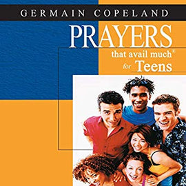 Prayers That Avail Much for Teens (Digital Audiobook)