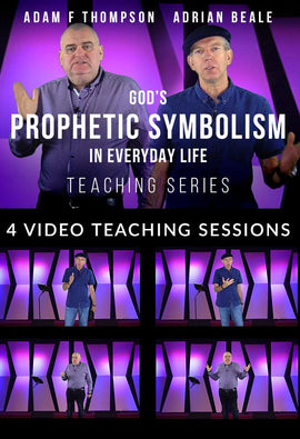 God's Prophetic Symbolism in Everyday Life Teaching Series (Digital Product)