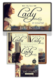 A New Lady in Waiting ECourse with Jackie Kendall (Digital Product)