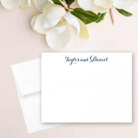 Calligraphy Note Card