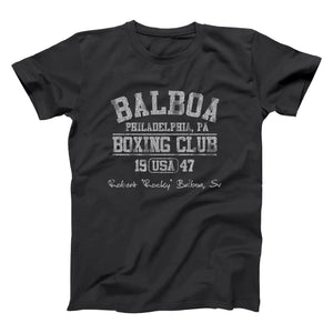 Balboa Rocky Club Men's Tall T-Shirt - Donkey Tees
