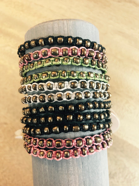 Akolad Triple Wrap bracelet
