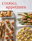 All Time Best Appetizers (Cook'S Illustrated)