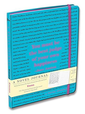 A Novel Journal: Emma (Novel Journals)