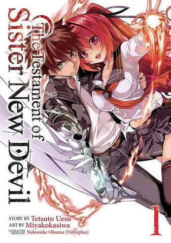 The Testament Of Sister New Devil Vol. 1