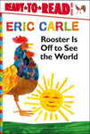 Rooster Is Off To See The World (The World Of Eric Carle)