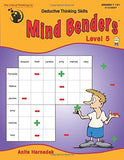 The Critical Thinking Mind Benders Book 5 School Workbook