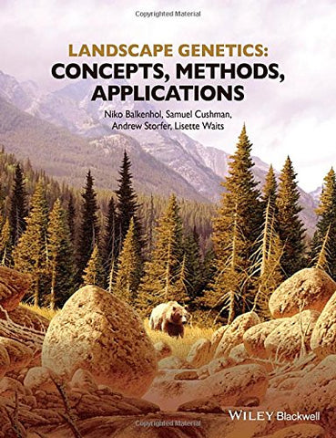 Landscape Genetics: Concepts, Methods, Applications