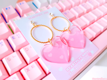 Load image into Gallery viewer, Candy Ring Earrings