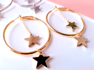 Starfall Earrings