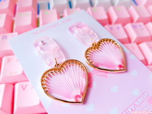 Heart Strings Earrings