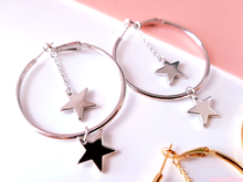 Load image into Gallery viewer, Starfall Earrings