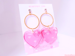 Candy Ring Earrings