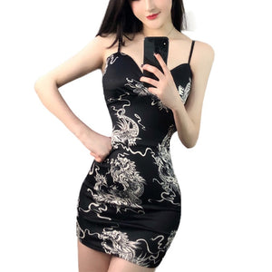 [Black Market] Bodycon Dress, Aisuru 100%, bodycon dress- Aisuru 100%