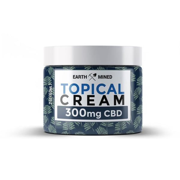 Topical CBD Pain Cream