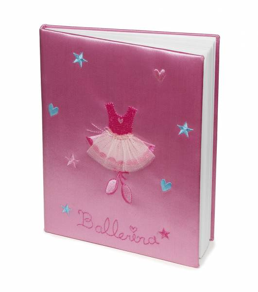 Ballerina Note Book-Accessories-Enpoint Dancewear