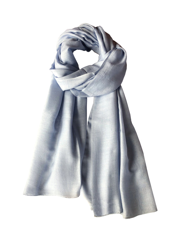 Georgia Silk Large Shawl - denis-colomb-lifestyle