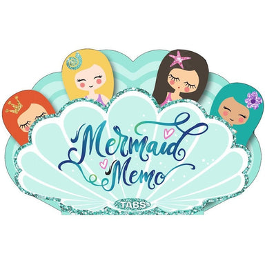 Mermaid Memo Tabbies